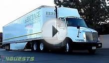 HERITAGE EXPOSITION SERVICES ~ ST. LOUIS MO ~ TRUCKING