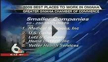 "Medical Solutions Tops ""Best Places to Work in Omaha"" List"