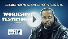 Recruitment Agency - Workshop (Testimonial)